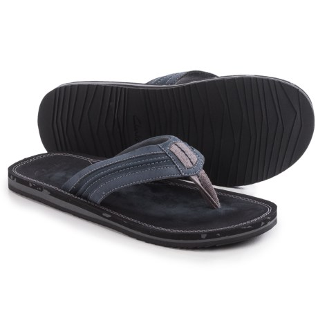 Clarks Riverway Sun Flip-Flops (For Men)