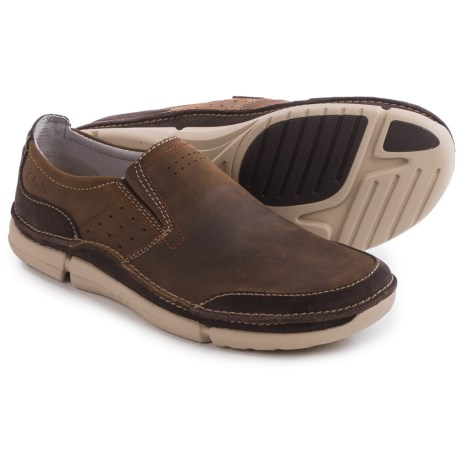 Clarks Trikeyon Step Shoes - Leather (For Men)