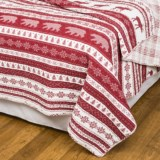 Max Studio Holiday Nordic Quilt - Full-Queen, Reversible