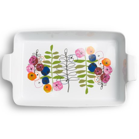 "Sagaform Season Collection Stoneware Baking Dish - 13x8"""