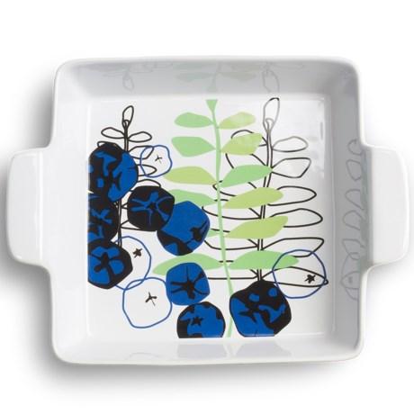 "Sagaform Season Small Oven Dish - Stoneware, 8x10"""