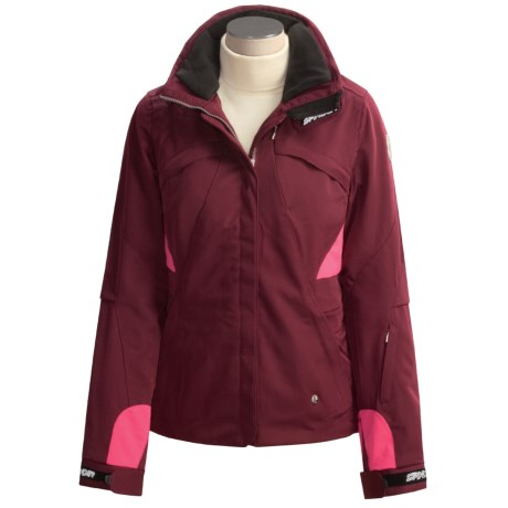 Spyder Vail Ski Jacket - Insulated (For Women)