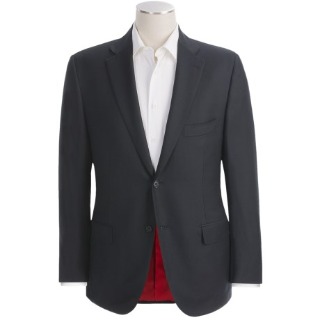 Isaia Notch Lapel Sport Coat - Wool (For Men)
