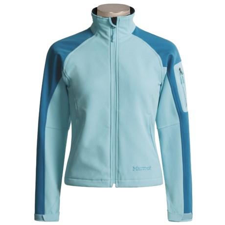 Marmot Gravity Soft Shell Jacket (For Women)