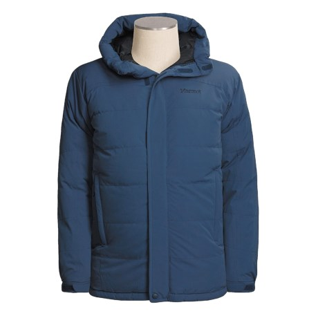 Marmot Iceland Down Parka - 800 Fill Power (For Men)