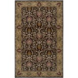 Rizzy Home Bentley Area Rug - 8x10', Hand-Tufted Wool