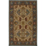 Rizzy Home Bentley Area Rug - 5x8', Hand-Tufted Wool