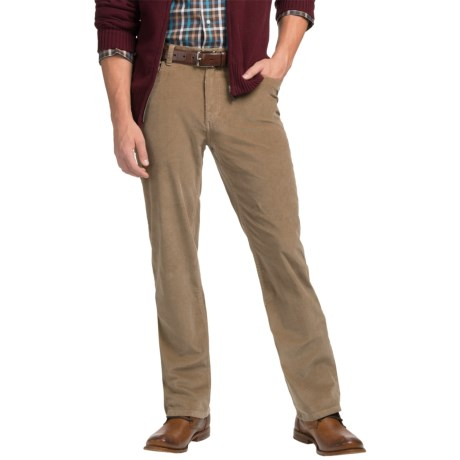 Bills Khakis Standard Fit Corduroy Pants (For Men)