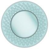 "Baci Milano Diamonte Collection Acrylic Charger Plate - 13"""