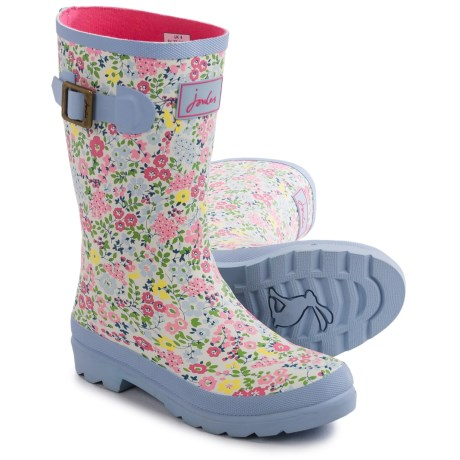 Joules Welly Rain Boots (For Little and Big Girls)