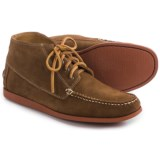 Minnetonka Camp Chukka Boots - Suede (For Men)