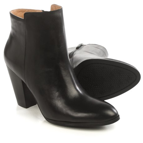 Adrienne Vittadini Beah Ankle Boots - Leather (For Women)