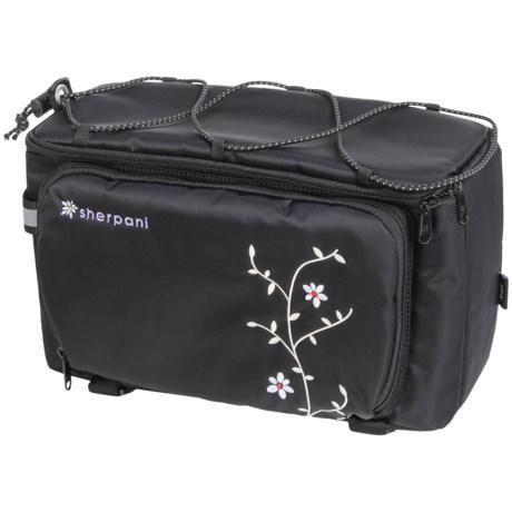 Sherpani Gira Rack Trunk Bag (For Women)