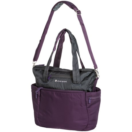 Sherpani Nuvie Diaper Tote Bag (For Women)