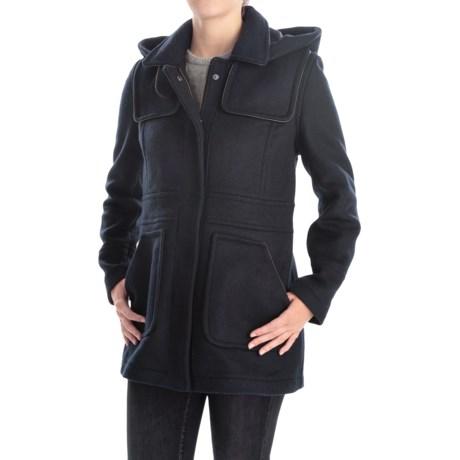 Barbour Carlin Duffle Coat (For Women)