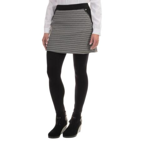 Barbour International Chicara Jacquard Skirt (For Women)