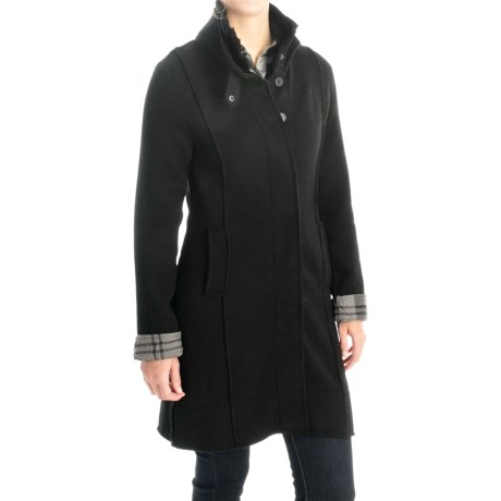 Barbour Millfire Knit Coat (For Women)