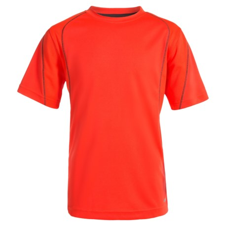Avia High-Performance T-Shirt - UPF 25, Crew Neck, Short Sleeve (For Little and Big Boys)