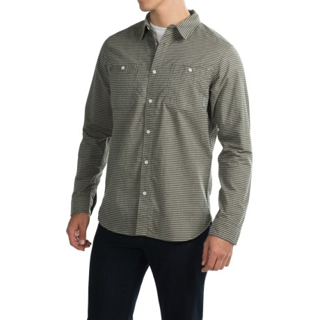 Mountain Hardwear Sadler Shirt - Long Sleeve (For Men)