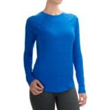 Mountain Hardwear Mighty Stripe™ T-Shirt - UPF 30+, Long Sleeve (For Women)