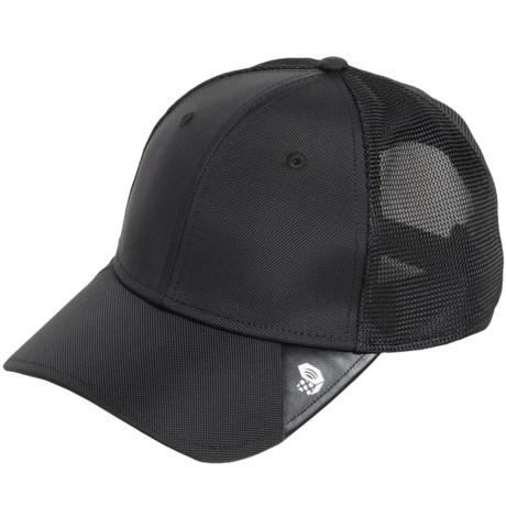 Mountain Hardwear Ballistic Baseball Cap (For Men and Women)