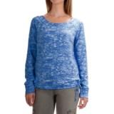 Mountain Hardwear Burnout Shirt - Long Sleeve (For Women)
