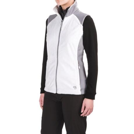 Mountain Hardwear Pyxis Stretch Fleece Vest (For Women)