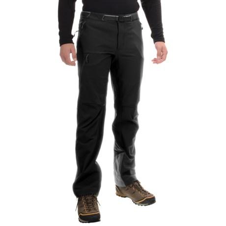 Mountain Hardwear Chockstone Alpine Soft Shell Pants (For Men)