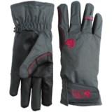 Mountain Hardwear Plasmic OutDry® Gloves - Waterproof, Touchscreen Compatible (For Women)