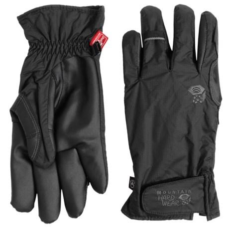 Mountain Hardwear Plasmic OutDry® Dry.Q Evap Gloves - Waterproof, Touchscreen Compatible (For Men)