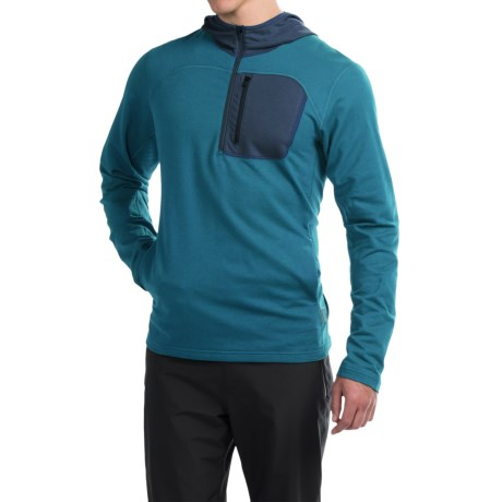 Mountain Hardwear Cragger Hoodie - Zip Neck (For Men)