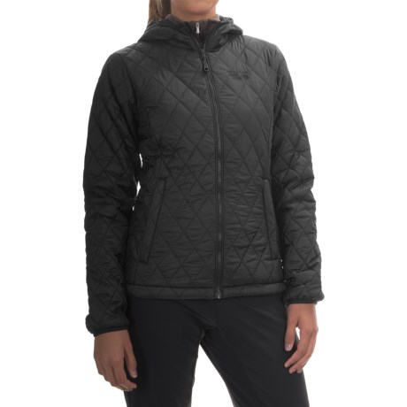 Mountain Hardwear Micro Thermostatic Hooded Jacket - Insulated (For Women)