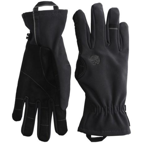 Mountain Hardwear Torsion Gloves (For Men and Women)