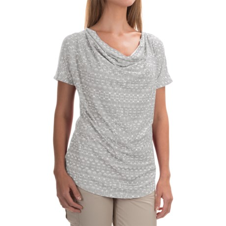 Mountain Hardwear DrySpun Perfect T-Shirt - UPF 25+, Short Sleeve (For Women)