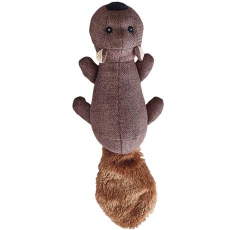 Spot Stuffed Dog Toy - Hemp