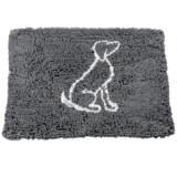 """Spot Clean Paws Dog Mat - 31x20"""""""