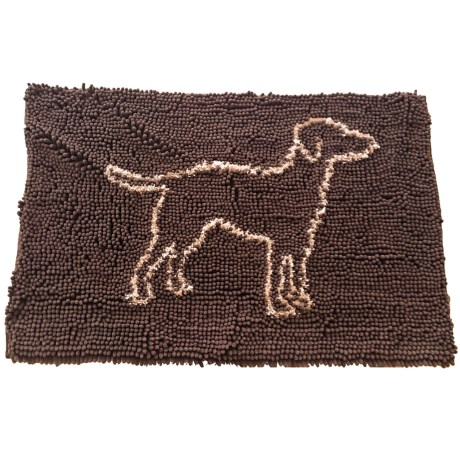 Spot Clean Paws Dog Mat - 31x20""