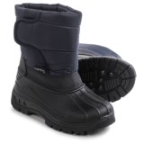 Rugged Bear Pull-On Snow Boots - Waterproof, Insulated (For Little and Big Kids)