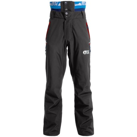 Picture Base Ski Pants - Waterproof, Insulated (For Men)