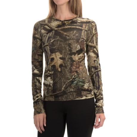 Icebreaker BodyFit 200 IKA Shirt - Merino Wool, UPF 30+, Long Sleeve (For Women)