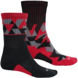 adidas outdoor Energy Camo Socks - 2-Pack, Crew (For Big Kids)