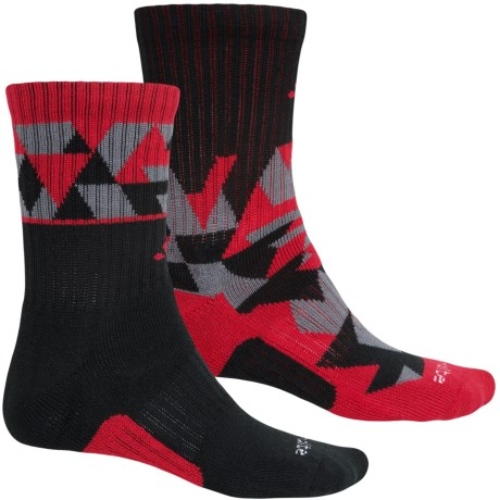 adidas outdoor Energy Camo Socks - 2-Pack, Crew (For Big Kids)
