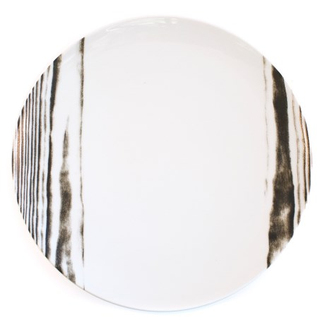 Bambeco Goode Grain Porcelain Dinner Plate