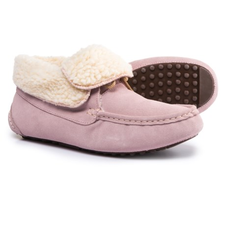 Dije California Pixie Moccasins - Suede (For Women)