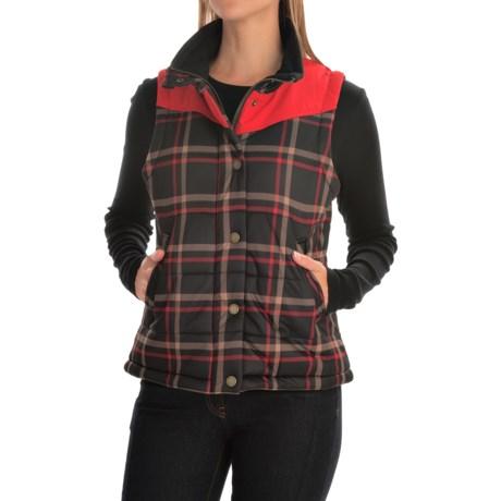 Pendleton National Park s Chelan Quilted Vest (For Women)