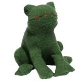 Jax & Bones Woolie Dog Squeak Toy - Large