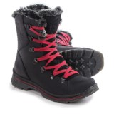 Santana Canada Massima Leather Snow Boots - Waterproof (For Women)