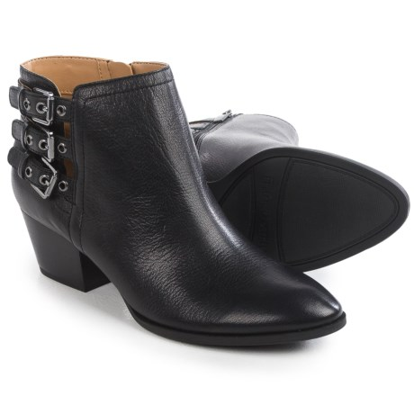 Franco Sarto Geila Ankle Boots - Leather (For Women)