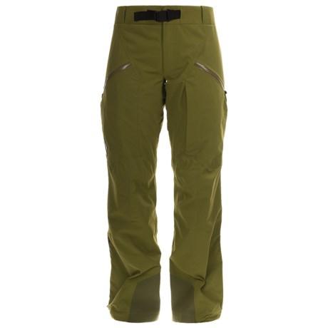 Black Diamond Equipment Zone Gore-Tex® Ski Pants - Waterproof, Insulated (For Women)