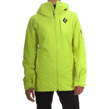 Black Diamond Equipment Zone Gore-Tex® Ski Jacket - Waterproof, Insulated (For Women)